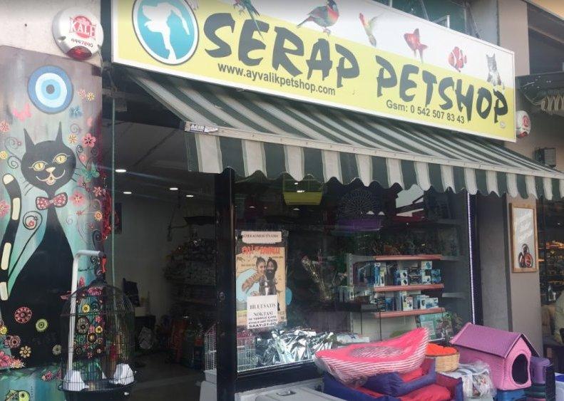 ayvalık pet shop